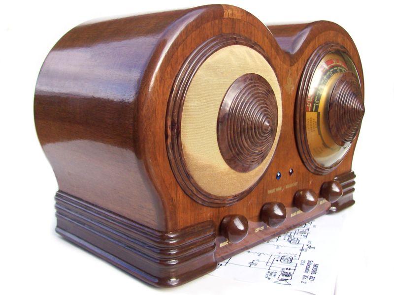 cardboard radio antique radio forums view topic maseks emerson bd 197 mae