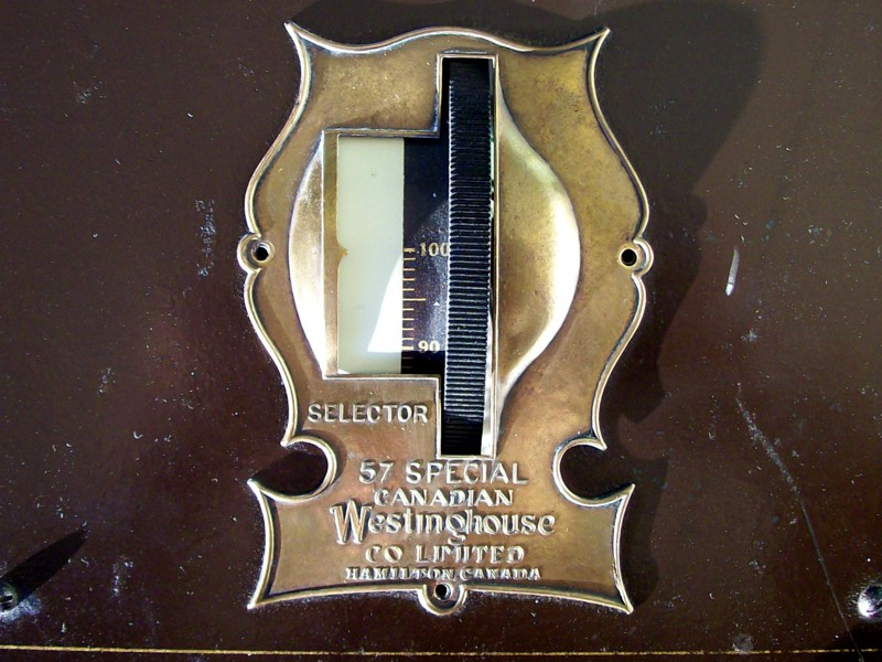 Antique Radio Forums • View topic - Canadian Westinghouse 57